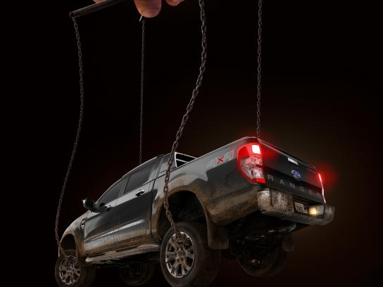 Ford Print Ad - Marionette, 2