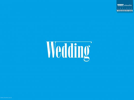 Toldos Vila Velha Print Ad - Wedding