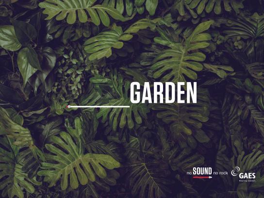 Gaes Print Ad - Garden