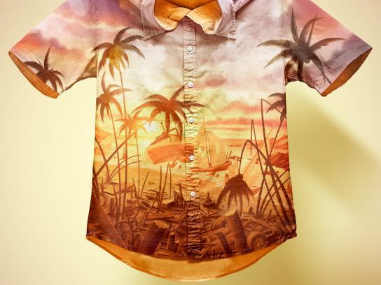 LaveFácil Print Ad -  Shirt