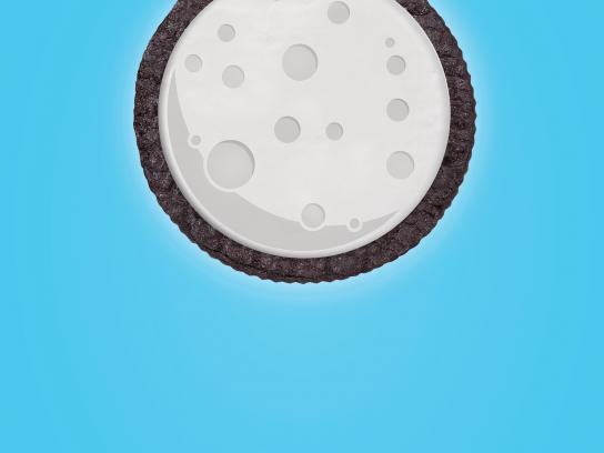 Oreo Digital Ad - Supermoon