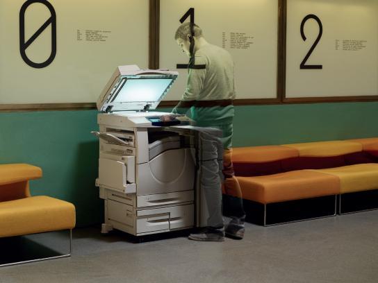 Art Directors Club Print Ad -  Xerox
