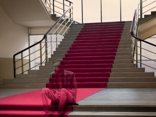 Art Directors Club Print Ad -  Stairs