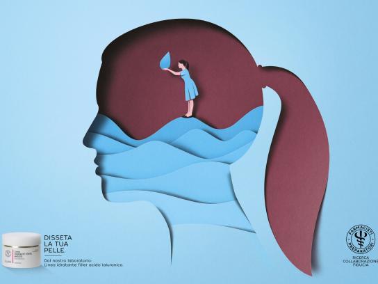 Farmacisti Preparatori Print Ad - Skin