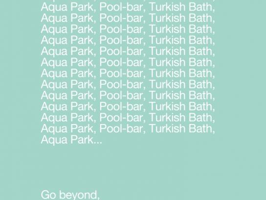 Adil Car Rental Print Ad -  Pool