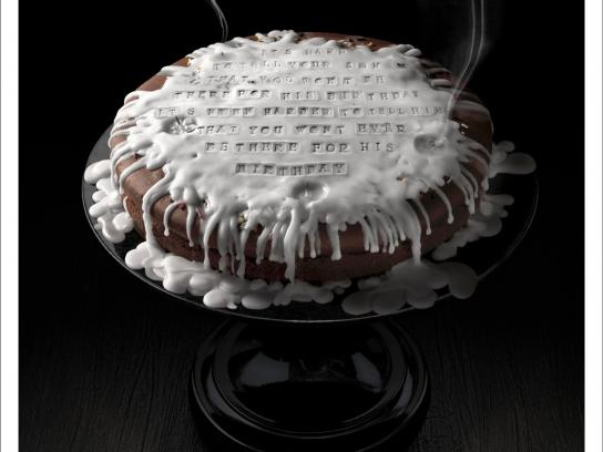 France ADOT Print Ad -  Cake