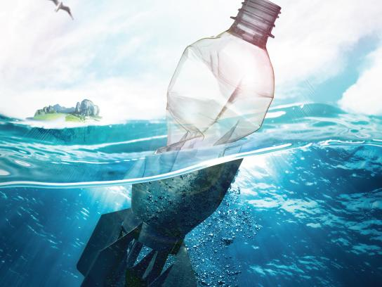 WWF Print Ad - Pollution of the Seawater, 1