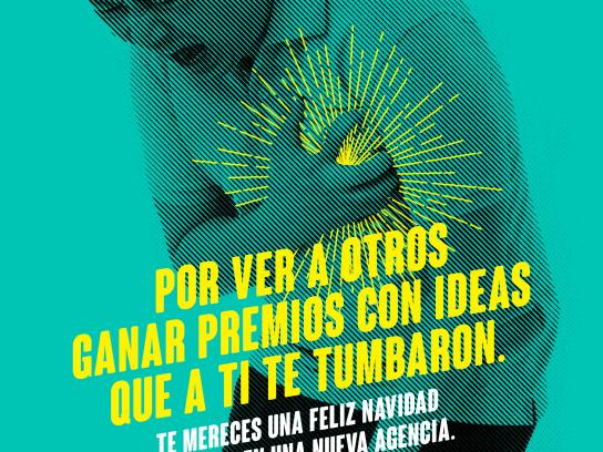 Cheil Digital Ad - Cheil Colombia is looking for a copy, 2