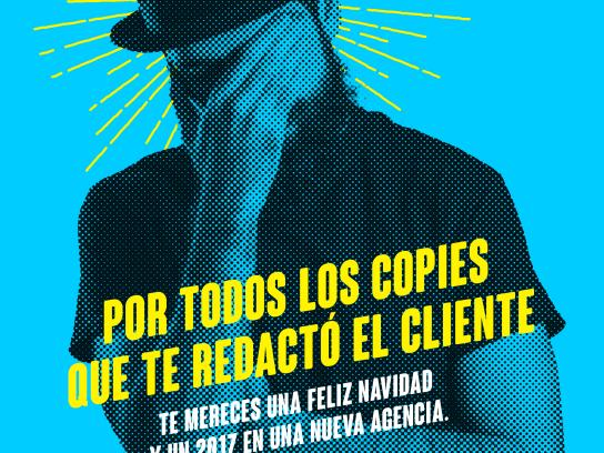 Cheil Digital Ad - Cheil Colombia is looking for a copy, 3
