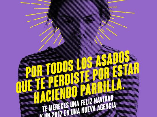 Cheil Digital Ad - Cheil Colombia is looking for a copy, 4
