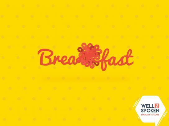 Well Spoken Outdoor Ad - Breakfast