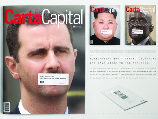Carta Capital Print Ad - Assad