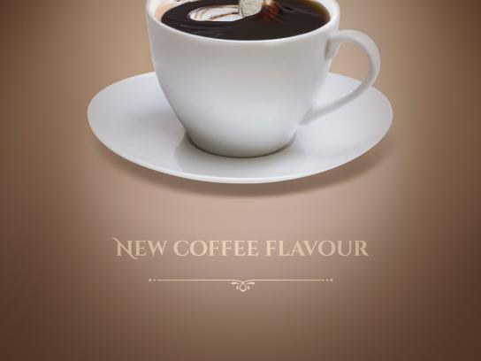 Karaliski Print Ad -  Coffee