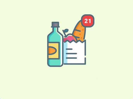Advil Print Ad - Grocery