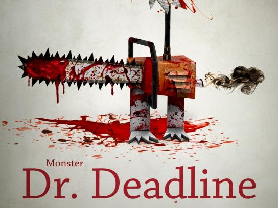 Adwards Print Ad -  Kill your monsters, 6