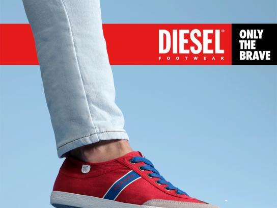 Diesel Print Ad -  Nerd