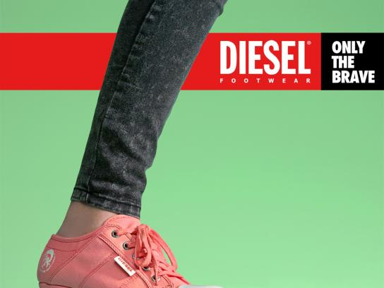 Diesel Print Ad -  Diet