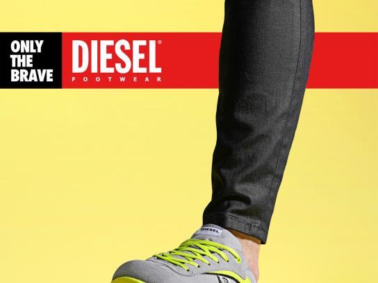 Diesel Print Ad -  Cupcake