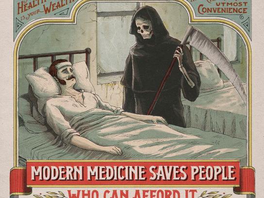 Ubisoft Print Ad -  Medicine