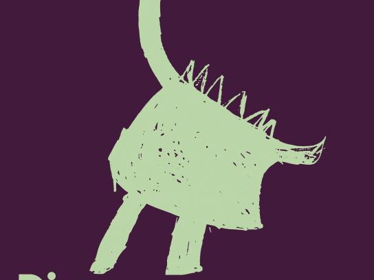 Museum of Natural History Geneva Print Ad - Dinosaurs, 4