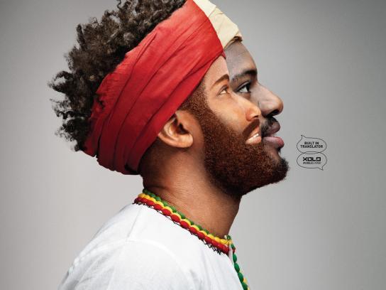 Xolo Print Ad -  Afrikaans / Punjabi