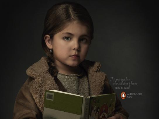 Penguin Print Ad - Agatha