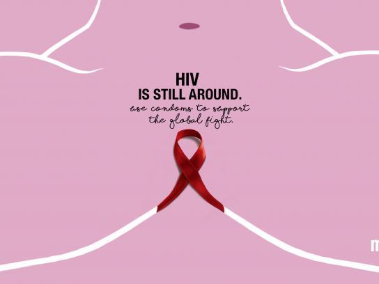 Masculan Print Ad - HIV, 1