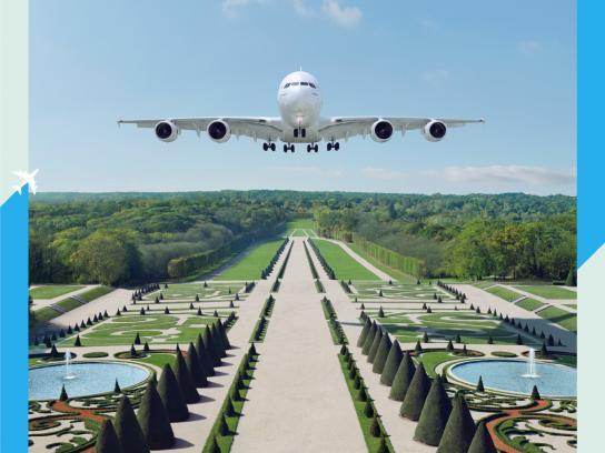 Air France Print Ad -  A380