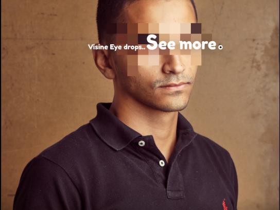 Visine Print Ad - See More.. - Alaa