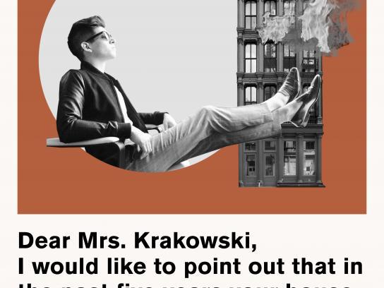 Allstate Print Ad - Fire