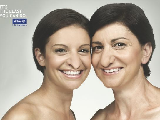 Allianz Print Ad -  Nose
