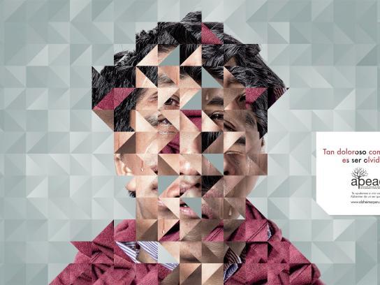 APEAD Print Ad -  Face, 4