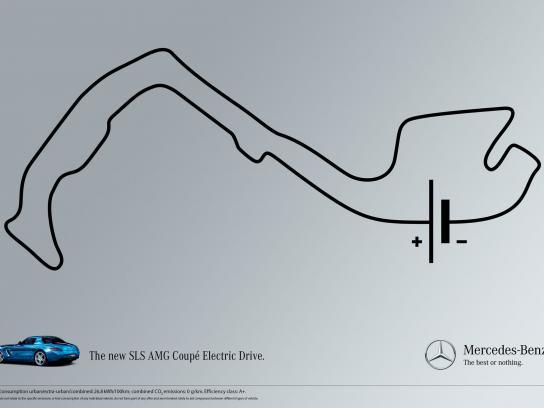 Mercedes Print Ad -  Monaco