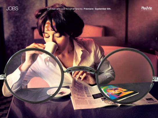 PlayArte Pictures Print Ad -  Different, 1