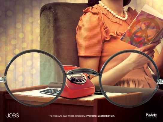 PlayArte Pictures Print Ad -  Different, 2