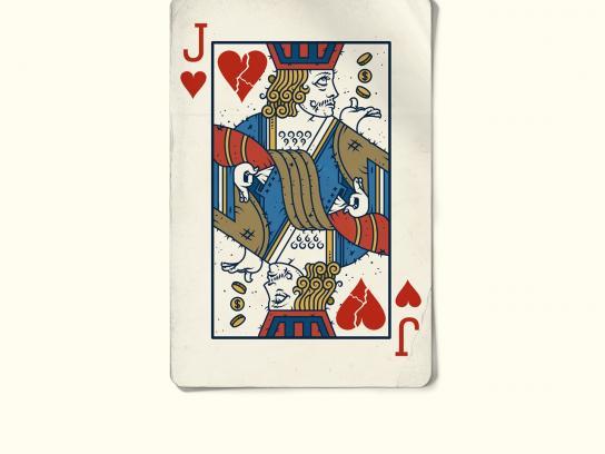 Quatro Estacoes Print Ad -  Jack