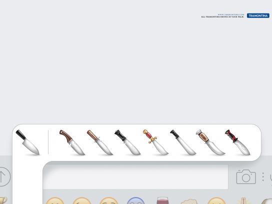 Tramontina Print Ad - Knives