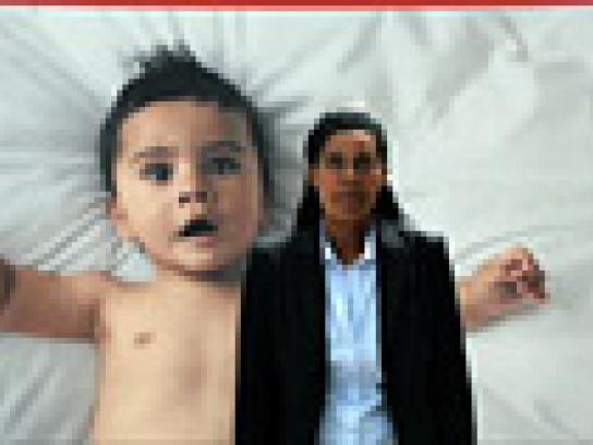 HSBC Film Ad -  Soapbox Baby