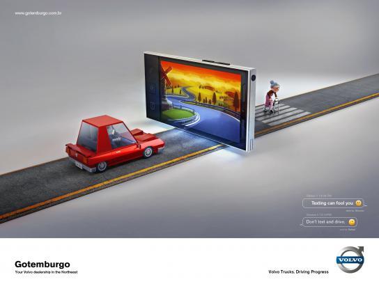 Volvo:  Illusion, 2