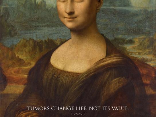 ANT Print Ad -  Mona Lisa