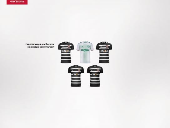 Nissan Print Ad - Shirts