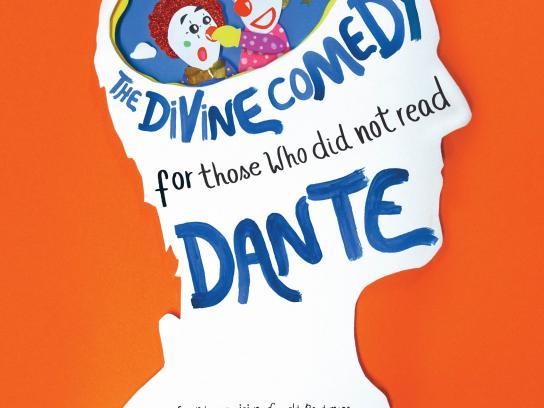 Master School Print Ad -  Dante
