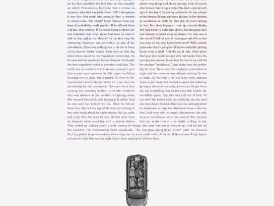Chevrolet Print Ad -  Encounter, 1