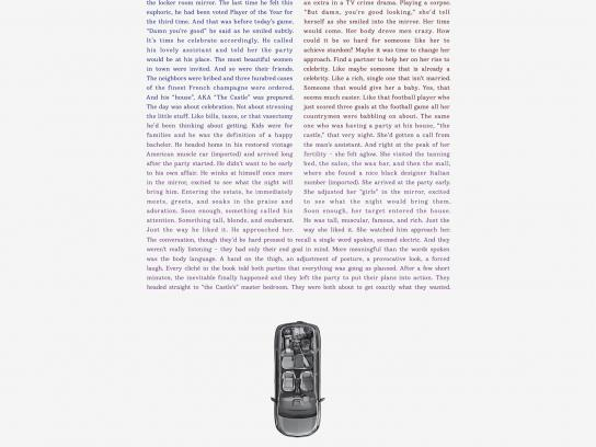 Chevrolet Print Ad -  Encounter, 2