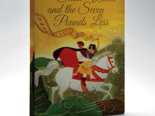 Instituto do Sono Print Ad -  Snow White