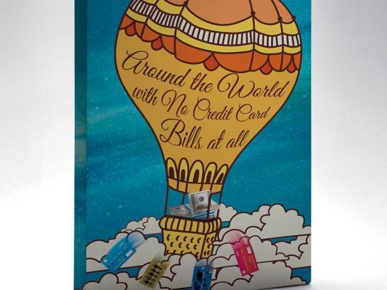 Instituto do Sono Print Ad -  Around the World
