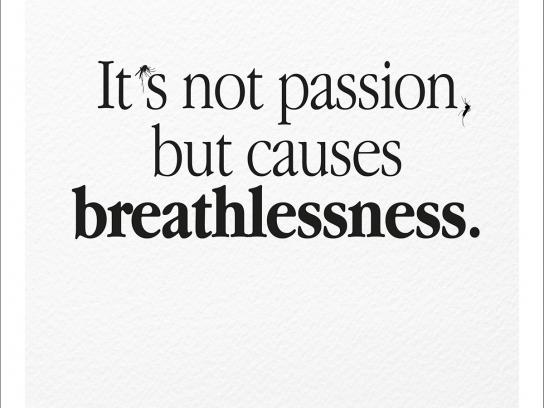 Prefeitura Municipal de Navegantes Print Ad - Breathlessness