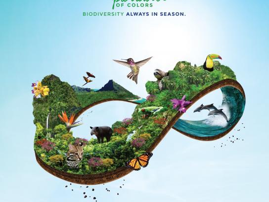 AERIS Print Ad - Infinite paradise, 2