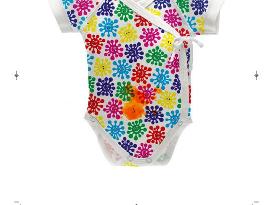 AOS Print Ad -  Baby Romper