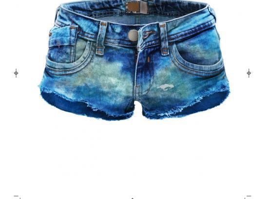 AOS Print Ad -  Shorts